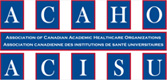 Association of Canadian Academic Healthcare Organizations Logo