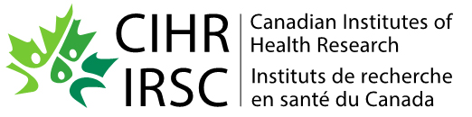 CIHR's leaf identifier - full-colour portrait version