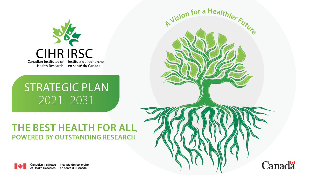 Strategic Plan 2021-2031. The best health for all, powered by outstanding research
