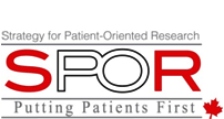 SPOR logo - Putting Patients First